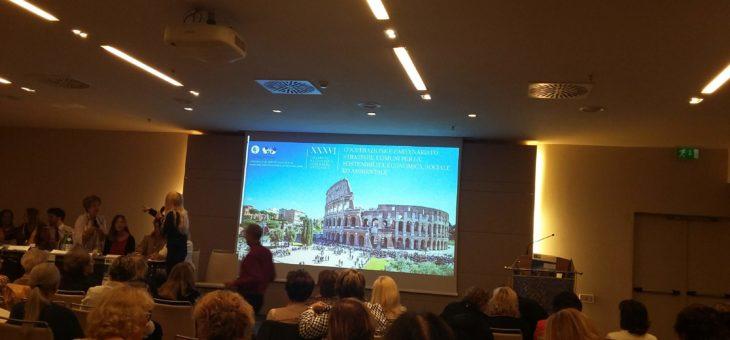 """XXXVI Congresso Nazionale  – Hotel """"NH Collection"""" Roma"""