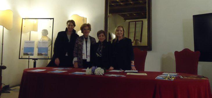 """Gemellaggio a Trento, Enza Galati: """"Abbiamo l'obiettivo di rafforzare le relazioni umane e sociali tra le due Sezioni"""""""