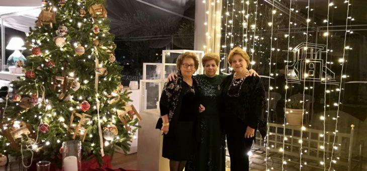 Festa degli auguri di Natale e di fine anno 2018: coinvolgimento e partecipazione delle socie
