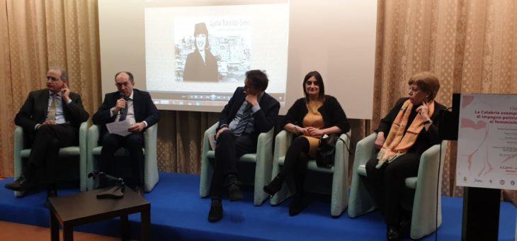 """""""Giornata internazionale della donna"""": Fidapa e associazioni lametine ricordano le prime tre donne sindaco calabresi"""