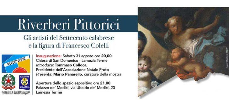 Riverberi pittorici, in mostra opere e autori del '700 calabrese