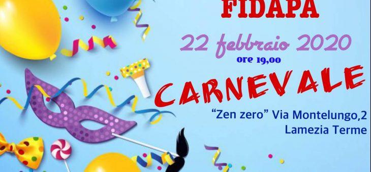 Festa di Carnevale 22 febbraio 2020